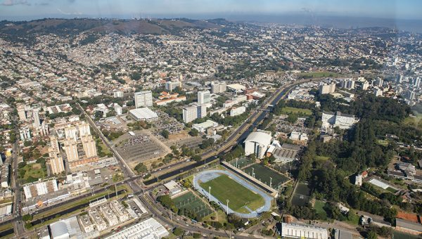 Campus da Saúde: a vida no centro de tudo