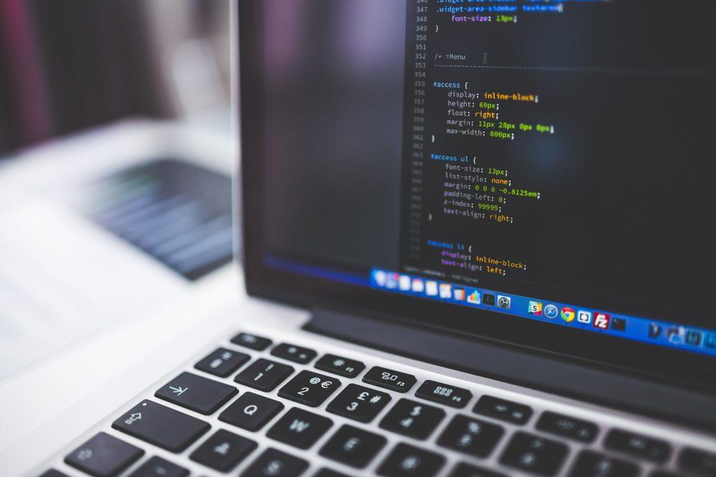 Programação, código, computador,