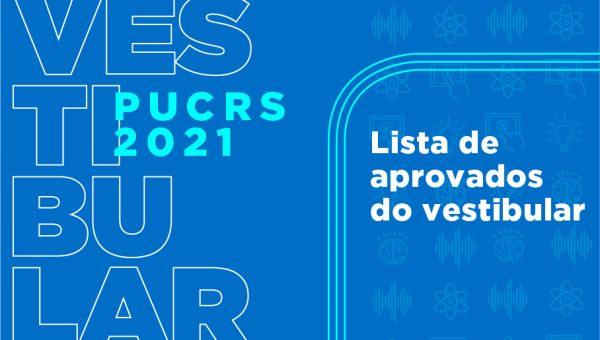 Confira a lista de aprovados e aprovadas no Vestibular da PUCRS