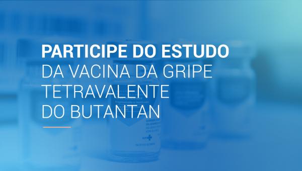 Hospital São Lucas busca voluntários para testes da nova vacina tetravalente contra a gripe