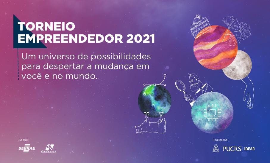 Torneio Empreendedor 2021 está com inscrições abertas