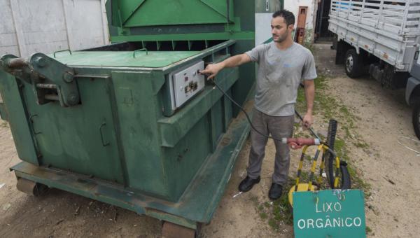 Destino responsável para resíduos
