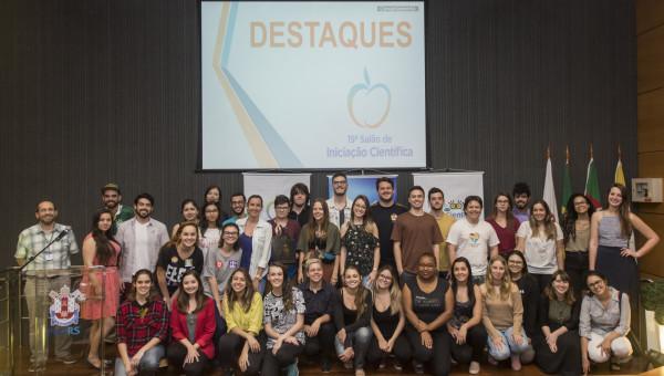 Iniciação Científica orienta jovens pesquisadores