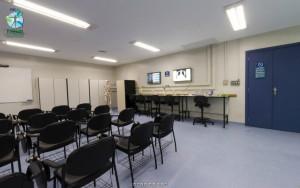 Laboratório de Fisioterapia - Eletrofototermoterapia