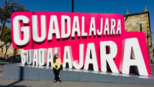 Aluna de Psicologia fala sobre experiência no México