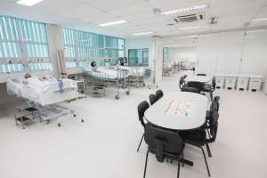 Laboratório de simulação realística em Enfermagem