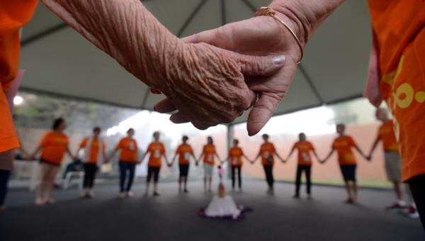 Universidade e Sistema Fecomércio-RS realizam ação conjunta para idosos