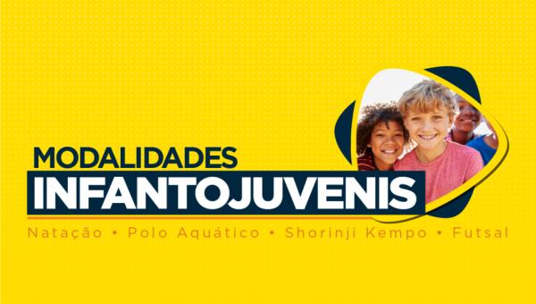 Parque Esportivo oferece modalidades infantojuvenis