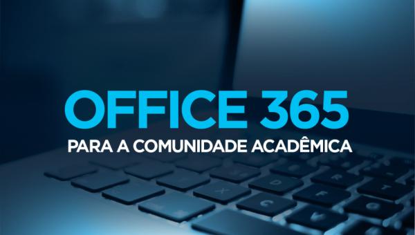 PUCRS disponibiliza Office 365 para a comunidade acadêmica