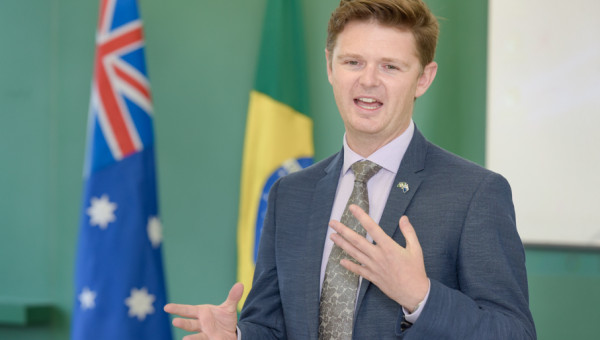 Simpósio discute oportunidades na Austrália para a Rede PUCBR