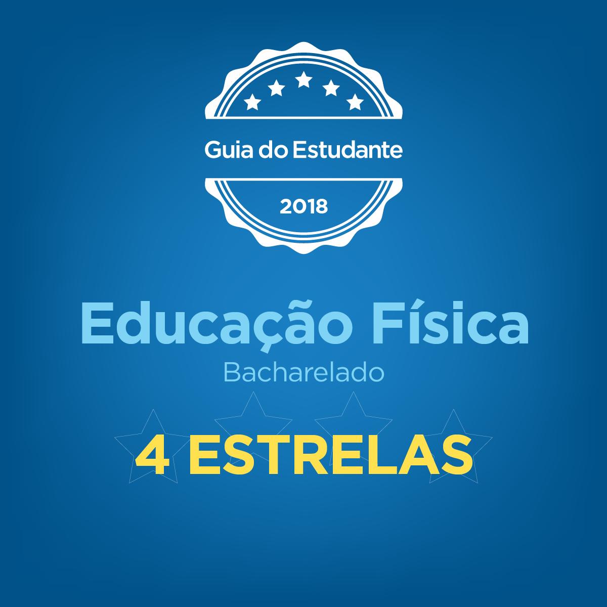 Guia do Estudante 2017 - Educação Física (Bacharelado)