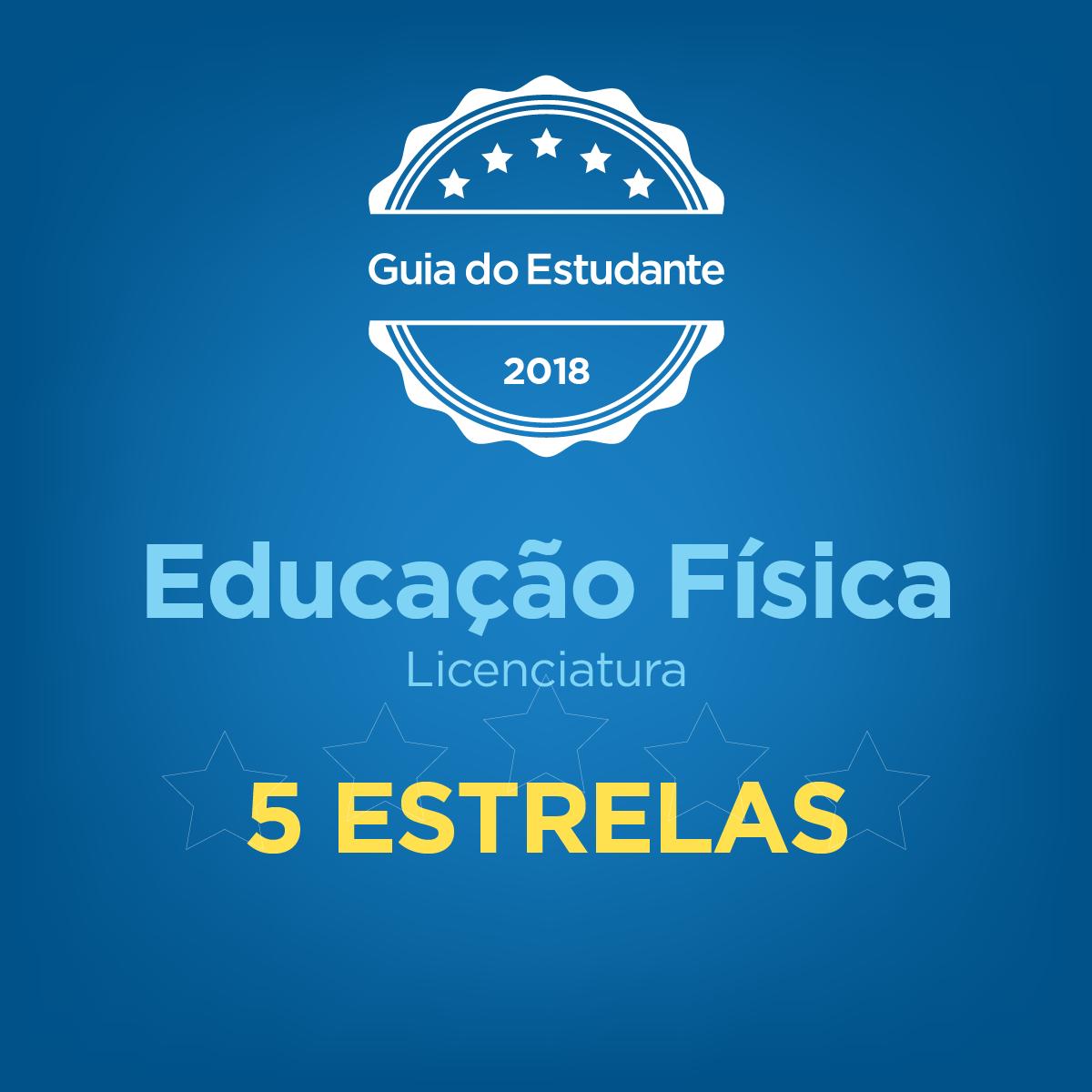 Guia do Estudante 2017 - Educação Física (Licenciatura)