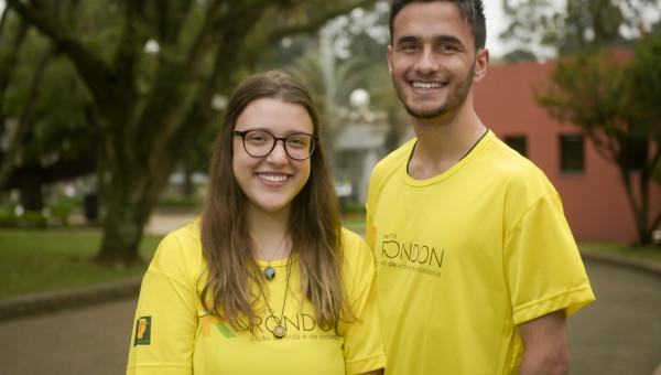 Alunos destacam o fortalecimento de aprendizados no Projeto Rondon