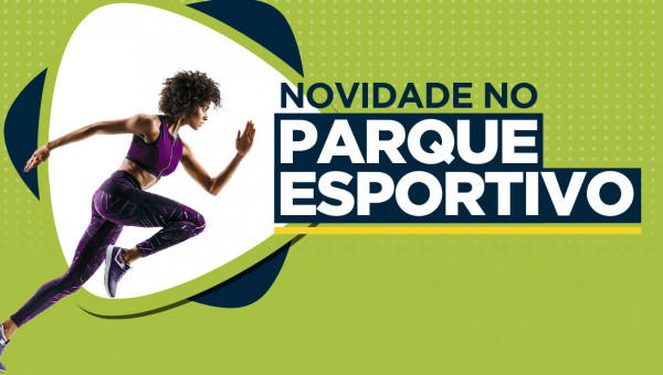 Parque Esportivo lança atendimento online por aplicativo