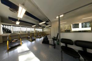 Laboratório de Fisioterapia - Área Cardiopulmonar
