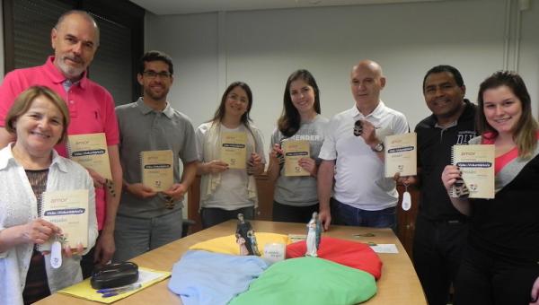 Aluna de Psicologia participa de experiência de voluntariado no Amazonas