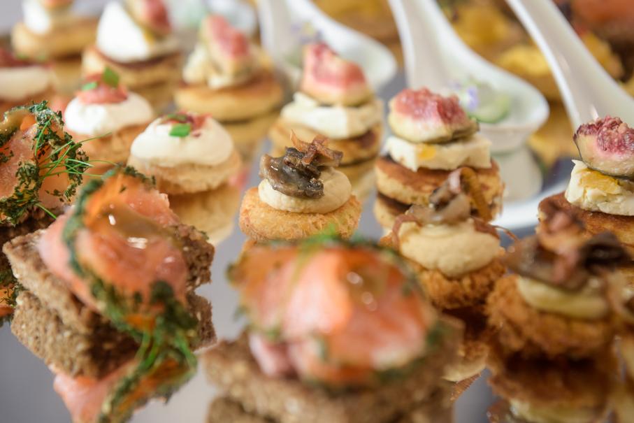 Inauguração da Cozinha Show, gastronomia, nutrição