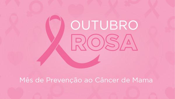Outubro Rosa tem ações de conscientização no Campus e em shopping