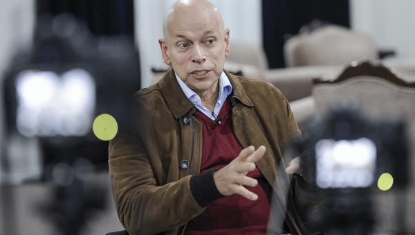 Leandro Karnal: cursos devem reforçar Filosofia