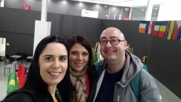 Professora do PPG de Psicologia realiza missão de trabalho na Espanha
