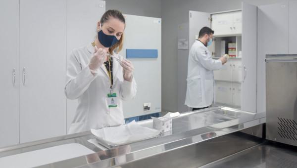HSL abre inscrições para interessados em testar vacina da Covid-19