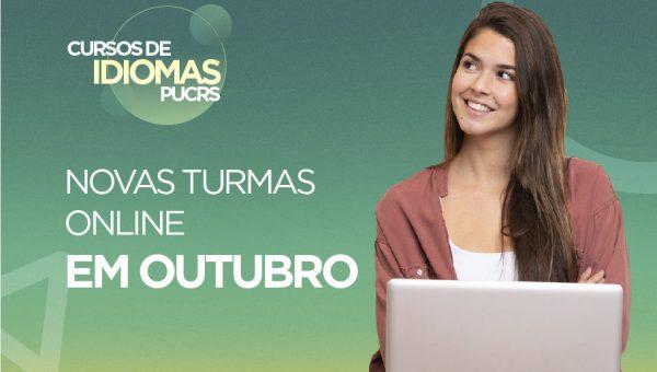 Últimos dias para se inscrever nas novas turmas online de idiomas do Lexis
