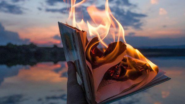 Qual livro você salvaria do fogo?