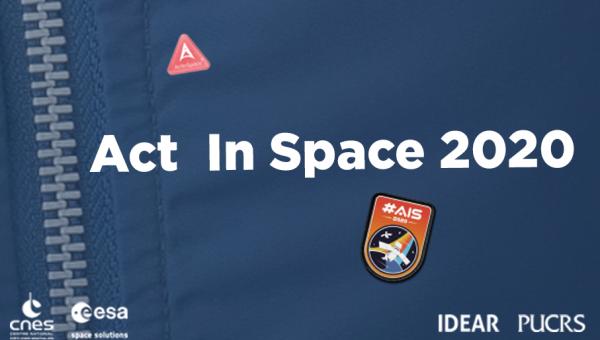Conheça os vencedores doActIn Space 2020