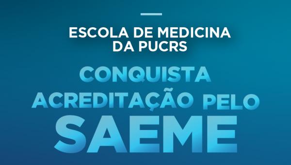 Escola de Medicina é uma das únicas acreditadas pelo Saeme no estado