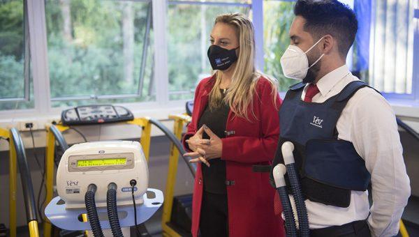 Ensino, pesquisa e assistênciaganham reforçotecnológicopara reabilitação cardíacae pronto atendimento