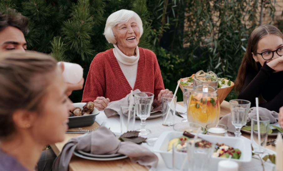 Cuidados com a alimentação auxiliam no envelhecimento saudável