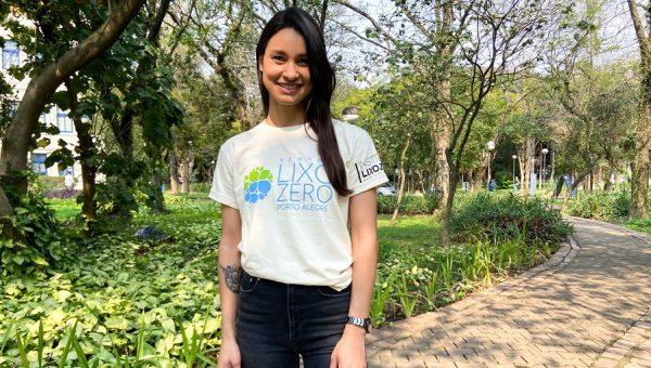 Aluna da Escola de Negócios será embaixadora da Semana do Lixo Zero em Porto Alegre