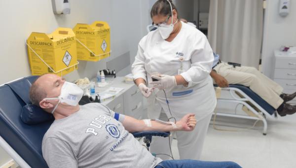 Banco de sangue do HSL necessita doações de todos os tipos sanguíneos