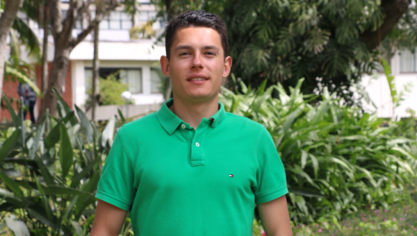 Enise alumnus interns at PUCRS