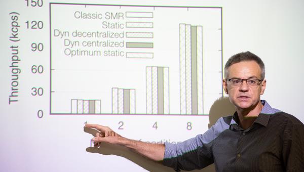 University of Lugano professor talks about scalable dependability