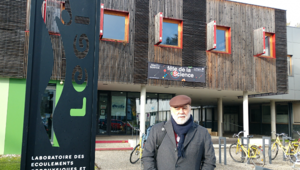 PUCRS professor serves as Visiting Researcher at Université Grenoble Alpes, France
