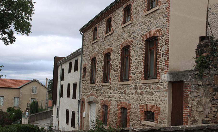Casa de La Vallá, reformada, foi onde Champagnat abrigou os primeiros Irmãos