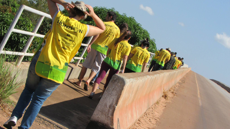 Projeto Rondon em 2015