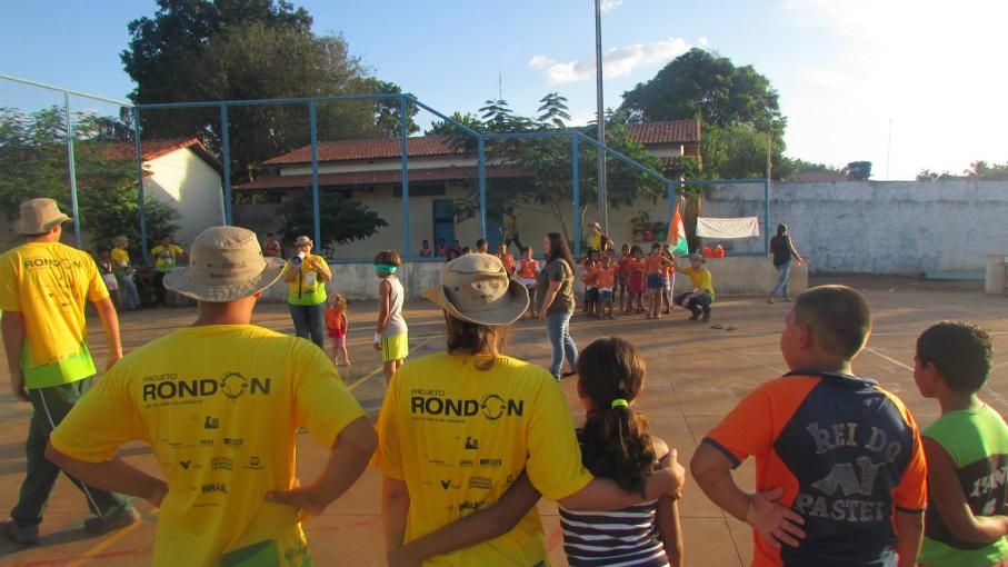 Projeto Rondon 2015