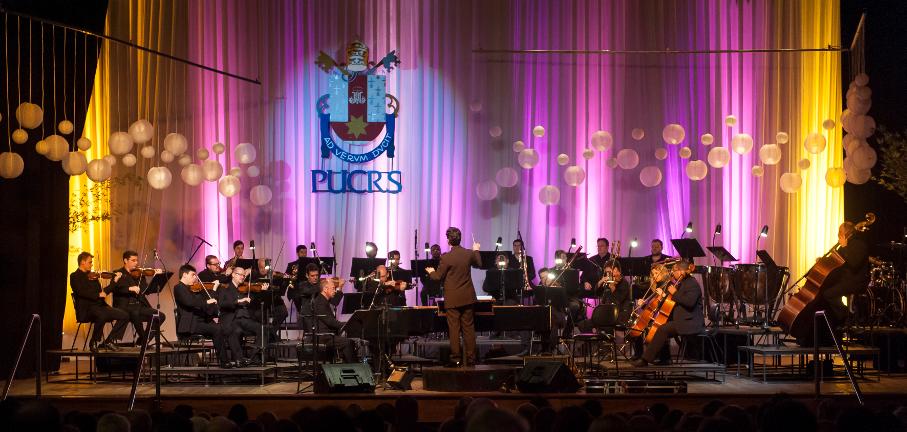 Concertos PUCRS no Salão de Atos