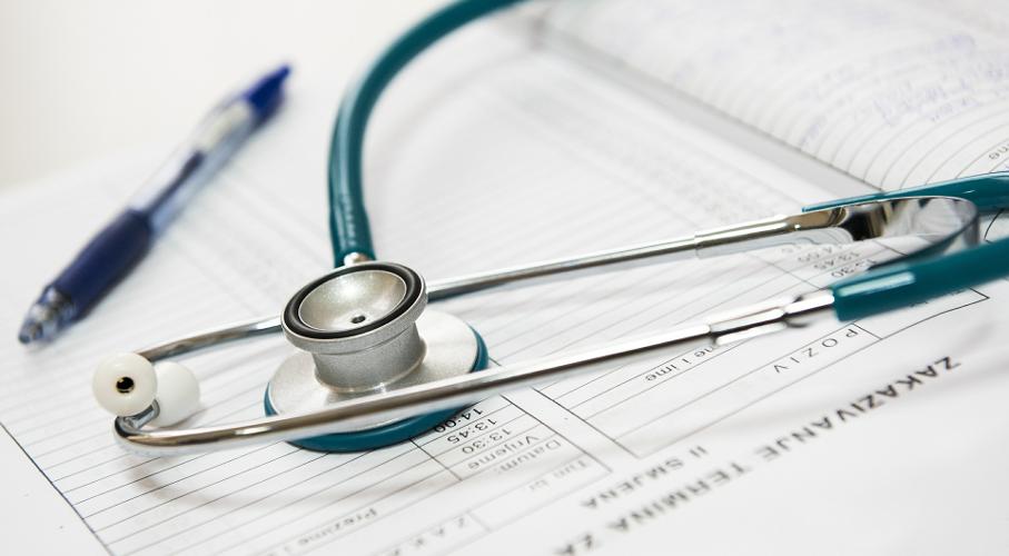 Medicina, estetoscópio