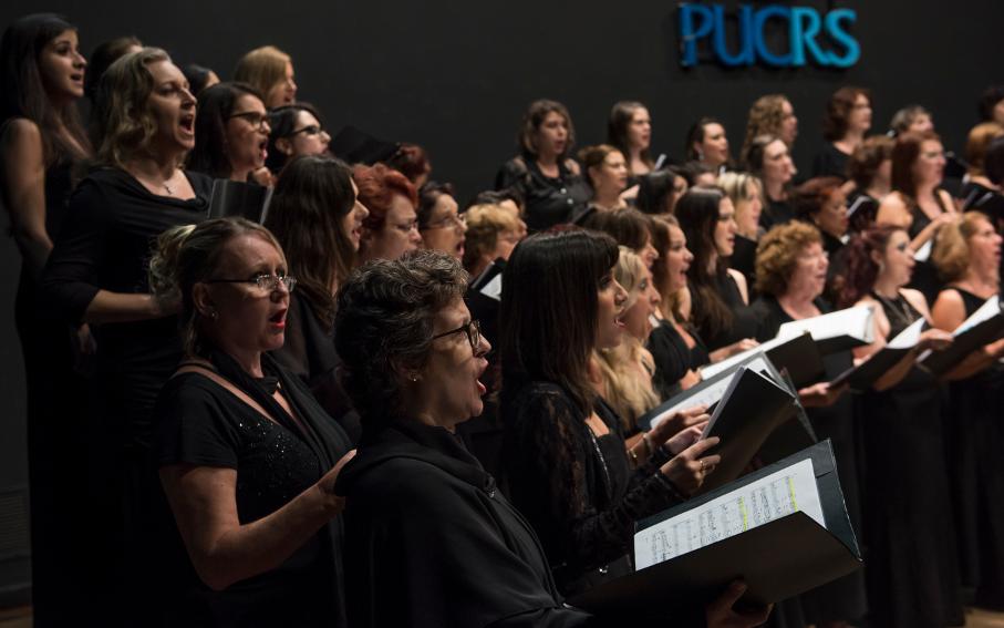 Concertos Especiais | Magnificat, de John Rutter | Comemorações dos 60 anos do Coral
