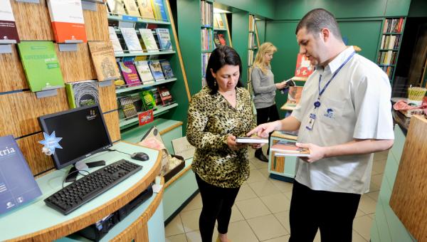 Edipucrs promove ação de incentivo à leitura