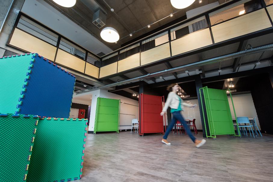 Laboratório de Criatividade do Tecnopuc (CriaLab)