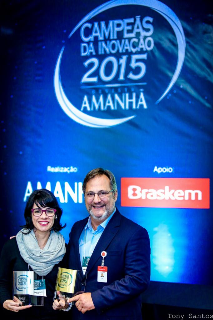Prêmio Campeãs da Inovação 2015