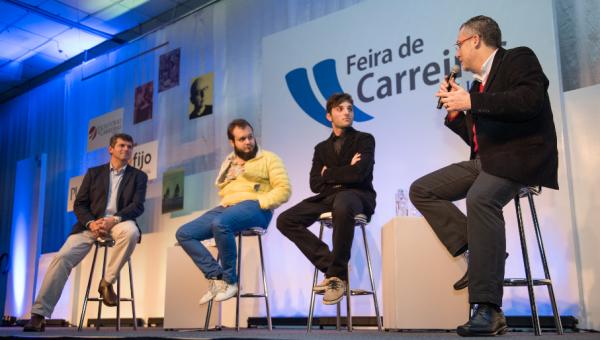 Feira de Carreiras promove encontro de gerações