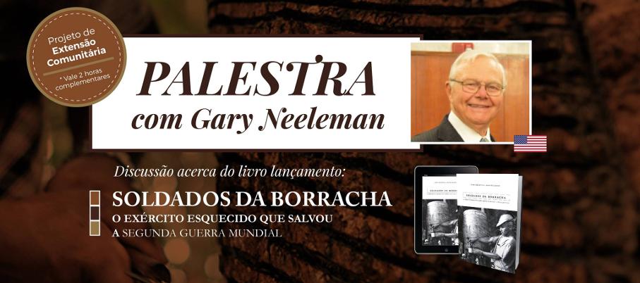 Palestra com Gary Neeleman