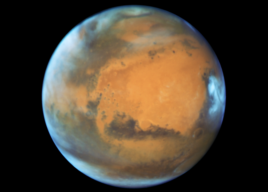 Mars Near 2016 Opposition