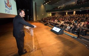 Ignacio Sánchez, reitor da PUC do Chile