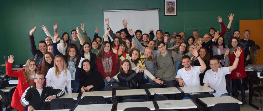 Prêmio Trote Solidário 2016, do Simers